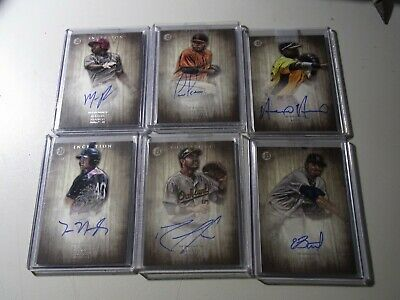 $ CDN10.60 • Buy 2014 Bowman Inception Baseball Prospect Autograph Auto Lot Of 22 Cards Nice!