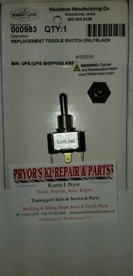 $22.60 • Buy Tommy Gate 000983 Replacement Toggle Switch Only