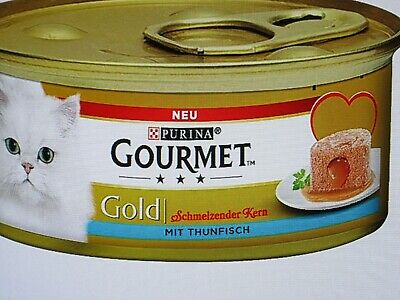 Purina ' Gourmet Gold Melting Heart ' X 48 • 34.95£