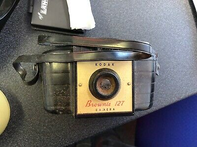 Classic Old Vintage Kodak Camera Antique • 4,995£