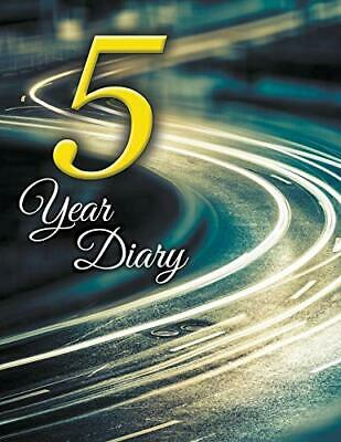 AU20.26 • Buy 5 Year Diary.by LLC, Speedy  New 9781681277585 Fast Free Shipping.#