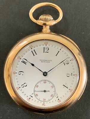 £24610.19 • Buy Original 18k Tiffany &Co. 5-Minute Repeater Pocket Watch By Patek Philippe,Rare.