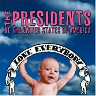 Love Everybody By The Presidents Of The United States Of America (CD, 2005) - LN • 2£