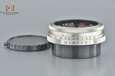 $419 • Buy Excellent+++!! CONTAX Carl Zeiss Tessar 45mm F/2.8 T* MMJ 100Jahre