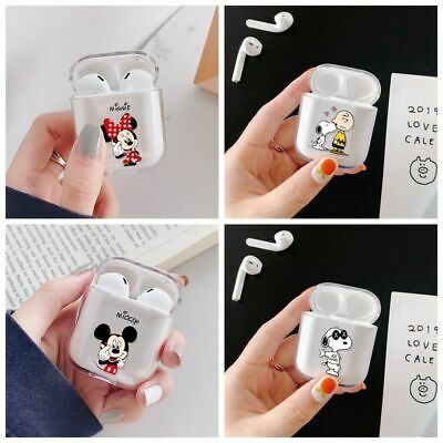 $ CDN19.99 • Buy Transparent Airpod Cases Mickey Minnie Donald And Daisy Patterns