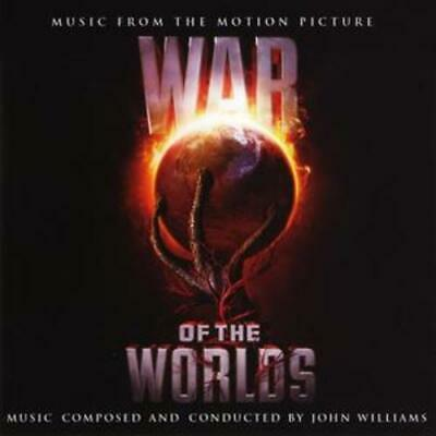 £2.41 • Buy Various Artists : War Of The Worlds: Music From The Motion Picture CD (2005)