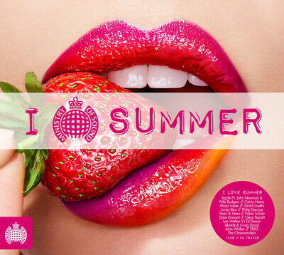 £2.51 • Buy Various Artists : I Love Summer CD 3 Discs (2016) Expertly Refurbished Product