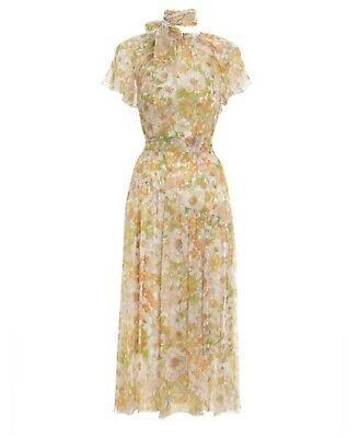 $283.88 • Buy Zimmermann Super Eight Dress Size 2, Purchased For $950 And Still In Store