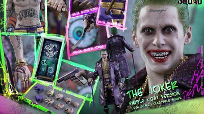 $250 • Buy Hot Toys MMS382 The Joker Purple Coat Version Special BRAND NEW SEALED SHIPPER