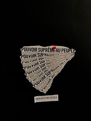 $ CDN31.56 • Buy 100% Authentic Supreme Headline Sticker Pack Lot (10 Stickers)
