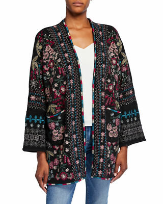 $219.99 • Buy Johnny Was Aya Knit Kimono Neiman Marcus Selling For $495!  Size Xl Brand New!!!