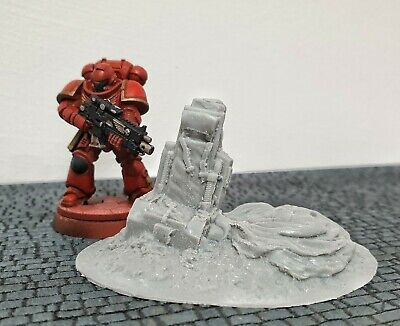 28 Mm Ejector Seat Objective Marker Suitable For Modern/ Scifi Wargames 40k  • 4.50£
