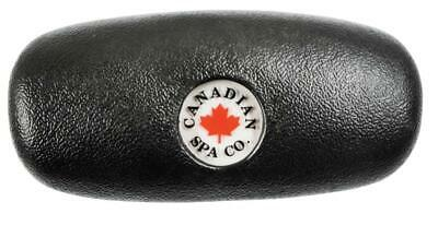 £34.99 • Buy Hot Tub Pillow Headrest Cushion Bread Black With Logo Canadian Spa Parts
