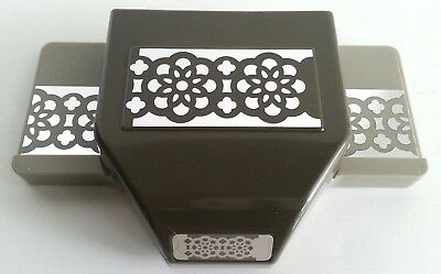Stampin UP! Large Border Lace Ribbon Punch NEW • 15.53£