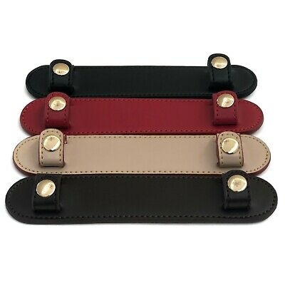 $24.75 • Buy Handbag Strap Pads For Trendy & Designer Purses, Fits LV Prada Gucci Thin Straps
