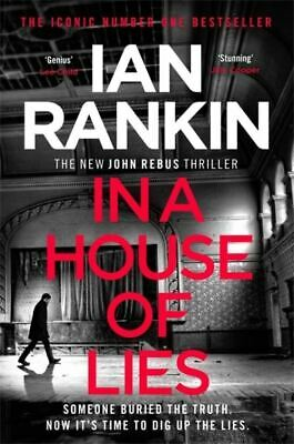The Detective Inspector Rebus Series: In A House Of Lies By Ian Rankin • 3.20£