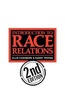 £47.85 • Buy Introduction To Race Relations. Cashmore, Ernest 9781850007609 Free Shipping.#*=