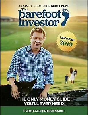 AU24.95 • Buy The Barefoot Investor 2019 Update - Paperback