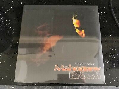 Moodymann-MAHOGANY BROWN NEW DBLE LP HOUSE (LIMITED ROUGH TRADE PURPLE VINYL)  • 40£