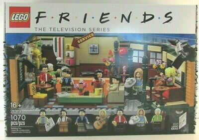 $69.95 • Buy LEGO Ideas Friends TV Show CENTRAL PERK  21319 Limited Edition NEW SEALED