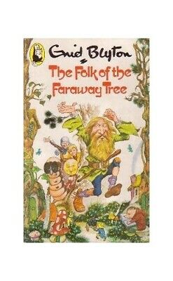 £5.49 • Buy The Folk Of The Faraway Tree By Blyton, Enid Paperback Book The Cheap Fast Free