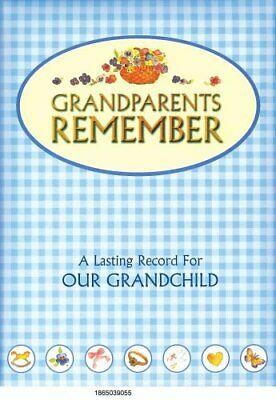 £5.49 • Buy Grandparents Remember Album (Reference) Book The Cheap Fast Free Post
