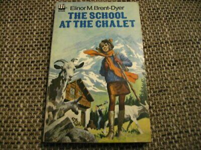 £5.99 • Buy School At The Chalet (Armada S.) By Brent-Dyer, Elinor M. Paperback Book The