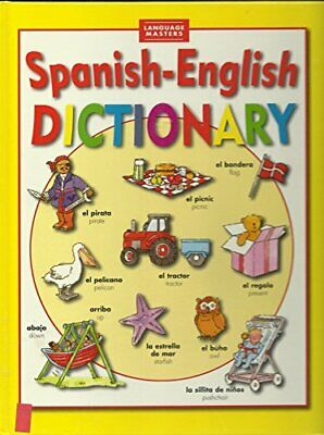 £2.49 • Buy Spanish-English Dictionary (Language Masters) By Traditional Book The Cheap Fast