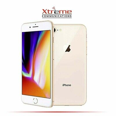 AU438.95 • Buy Refurbished Handset Apple IPhone 8 64GB Gold(6 Mth Limited Warranty From Xtreme)