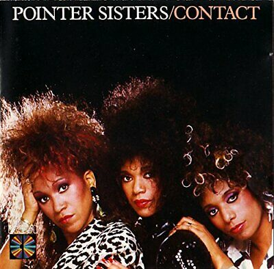 £3.49 • Buy Pointer Sisters - Contact (1985) - Pointer Sisters CD ORVG The Cheap Fast Free