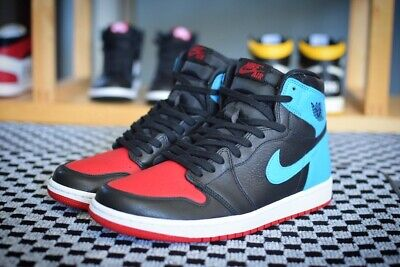 $93 • Buy Jordan 1 High OG 85 UNC NC To Chi CHICAGO M10.5 W12 (Deadstock)