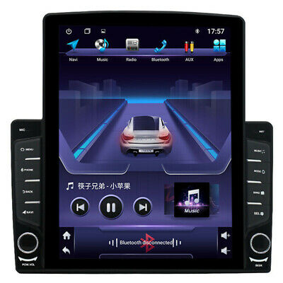 $185.30 • Buy Single DIN 10.1In Car Stereo Radio Multimedia Player Android 8.1 GPS Navigation