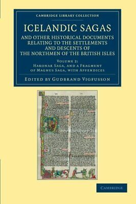 Icelandic Sagas And Other Historical Documents . Vigfusson PF.#*= • 39.52£