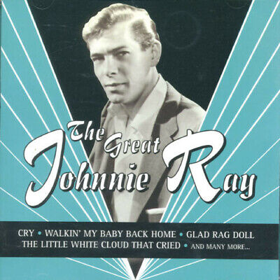 The Great Johnnie Ray CD (1998) Value Guaranteed From EBay's Biggest Seller! • 2.08£