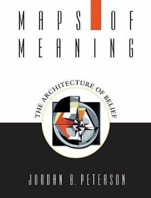 AU86.50 • Buy NEW Maps Of Meaning By Jordan B. Peterson Paperback Free Shipping