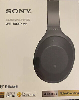 $ CDN339.64 • Buy Sony WH1000XM2/B Premium Noise Canceling Wireless Headphones, Black