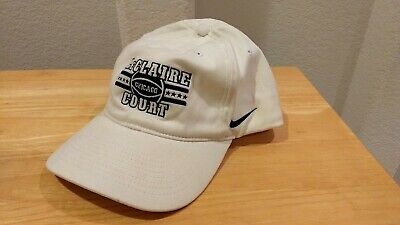 $ CDN18.82 • Buy Nike Battlegrounds Chicago LeClaire Court Cap Hat Fitted White One Size Fits All