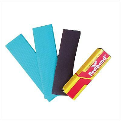 £4.99 • Buy Cricket Bat Toe Guard, Inc Kits With Glue, Wide Choice Of Colours