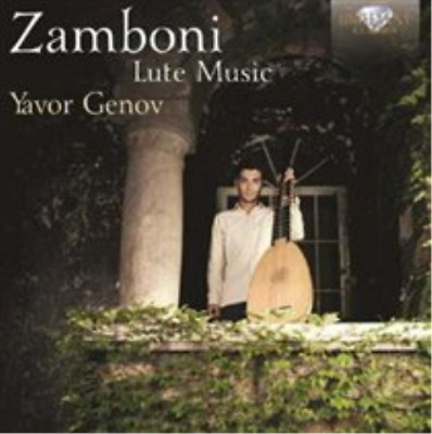 Zamboni: Lute Music CD NEW • 7.13£