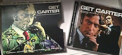 Get Carter Soundtrack  • 11.58£
