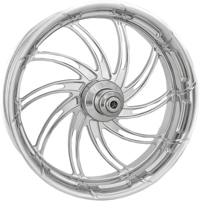 $1399.95 • Buy Performance Machine Supra 21  Dual Disc Front Wheel 14-18 Harley Touring FLHX