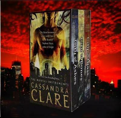 £8.20 • Buy The Mortal Instruments: The Mortal Instruments Gift Set By Cassandra Clare