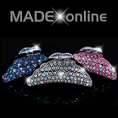£9.99 • Buy Extra Large Bling Hair Clip,  Big Sparkly Crystal Grabs