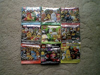 £4.50 • Buy Lego Minifigures - Various Series - Complete Your Collection