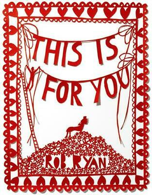 This Is For You By Rob Ryan (Hardback) Highly Rated EBay Seller Great Prices • 3.39£