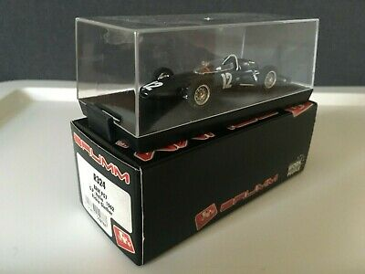 Brumm R324 | BRN P57 | Richie Ginther 1962 Italy GP | 1/43 | Excellent Boxed • 19.99£