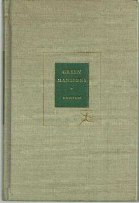 £7.27 • Buy Green Mansions A Romance Of The Tropical Forest By W. H. Hudson Modern Library