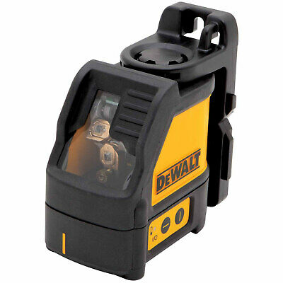 $164.66 • Buy DeWalt DW088K Self Leveling Horizontal/Vertical Cross Line Laser Level