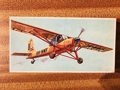 1:100 Scale L-60 Aircraft Kit • 18£
