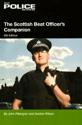 Scottish Beat Officer's Companion 2009/2010 (Police) Paperback Book The Cheap • 20.99£